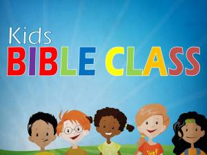 Children's Bible Class picture