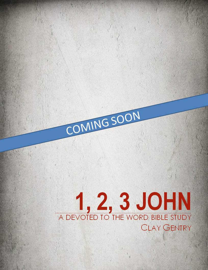 1-2 Peter, Jude Cover Acts-Coming Soon 1-3 John Coming Soon Cover