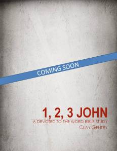 1-3 John Coming Soon Cover