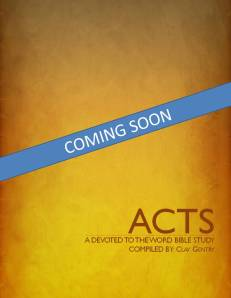 Acts-Coming Soon