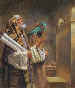 Parable of the pharisee and tax collector - 5 7
