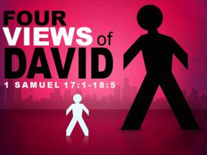 four veiws of David