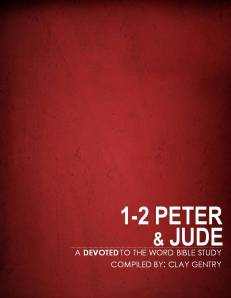 1-2 Peter, Jude Cover