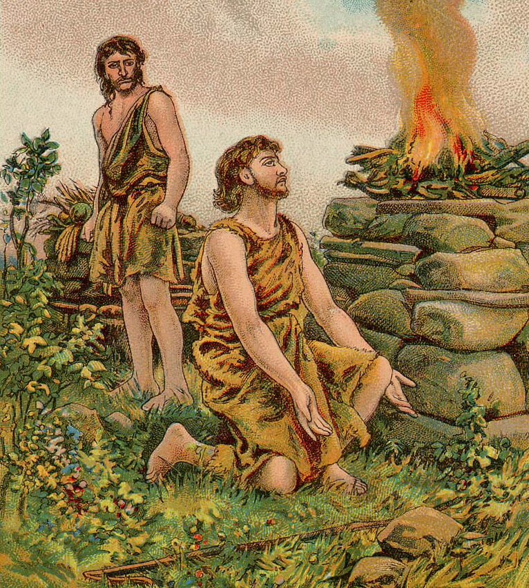 Cain and Abel – OT Story, NT Applications | Sharing The Good News of The Lord