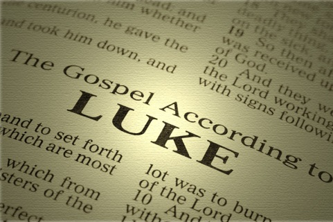 Bilderesultat for luke gospel